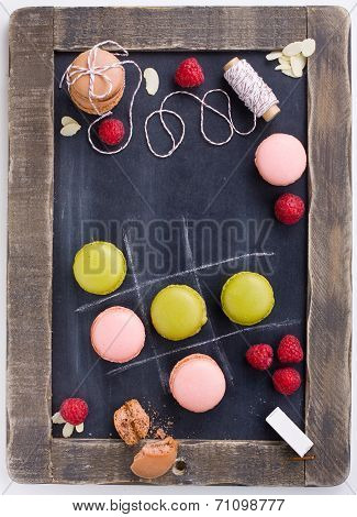 Macaroons On Board