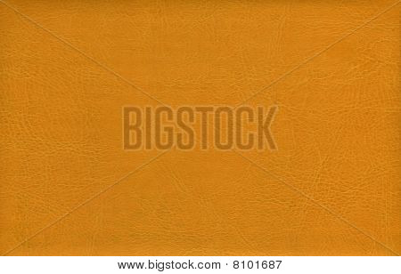 Yellow Leathern Closeup Texture, Accessory Concept