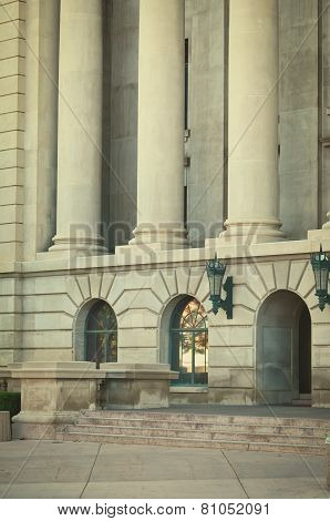 Weld County Courthouse, Greeley, Colorado