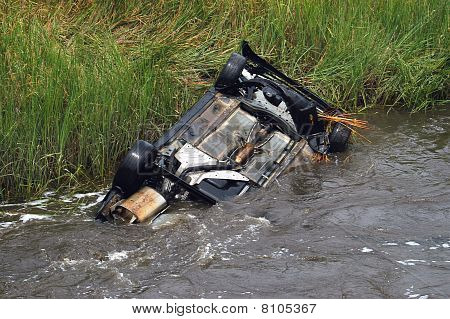 Hazards of drunk driving.