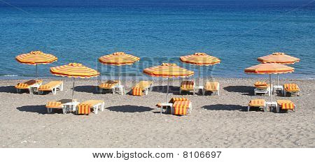 Greece. Kos Island. Kefalos Beach
