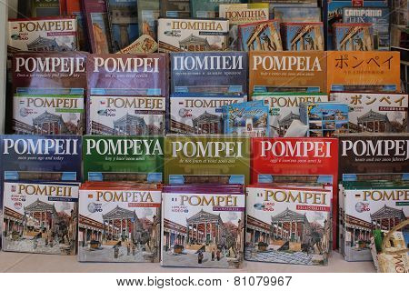 Pompei Tour Guide