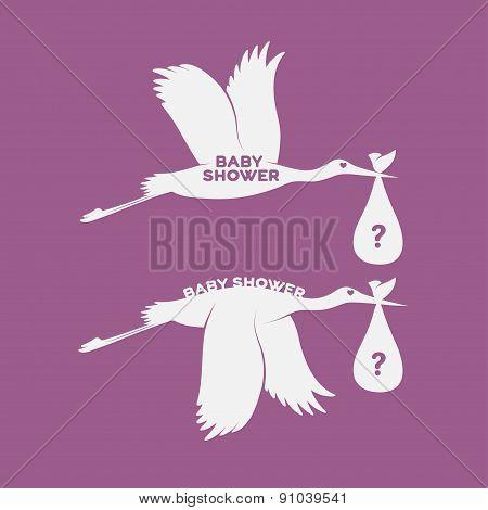 Storks set