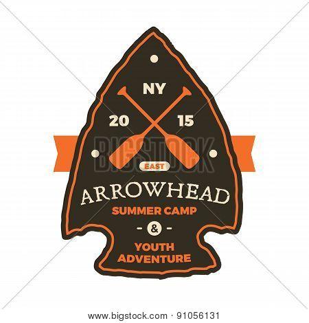 Arrowhead Sign