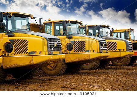 Tipper Trucks