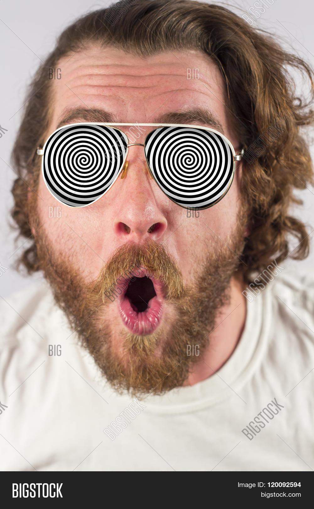 очки картинки оптические иллюзии том