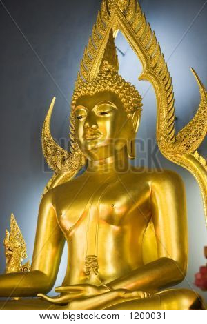 Wat Benjamabopith Buddha