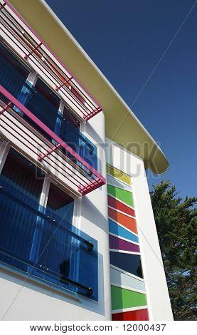 Contemporary Apartment Block 1