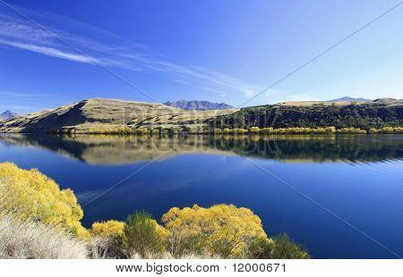 Lake Hayes, New Zealand