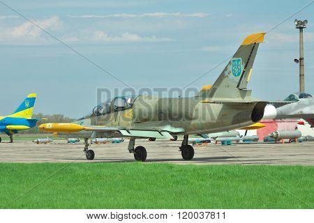 Ukrainian Air Force Aero L-39 Albatros