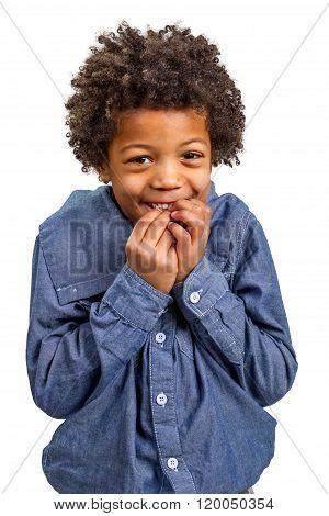 Harmful black boy