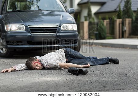 Victim Of Car Accident