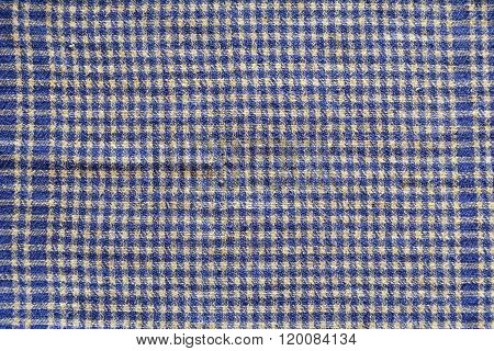 Old Dishcloth Fabric Texture