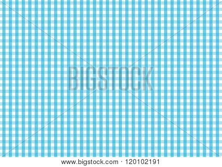blue and white checkered background