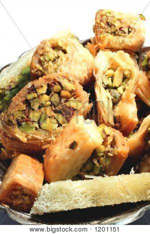 Lebanese Confectionery