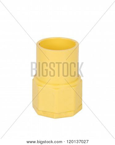 Yellow Pvc Fittings Pipe