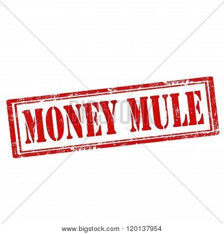 Money Mule-stamp