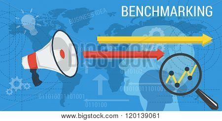Business background BENCHMARKING