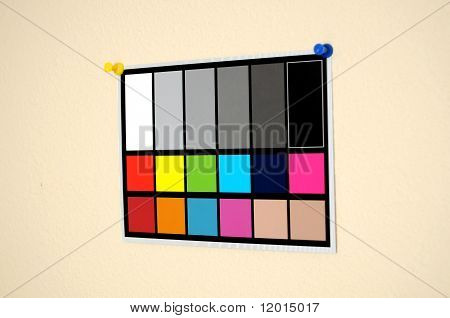 Color Card