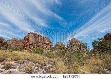 Bungel Bungel Range, Purnululu National Park