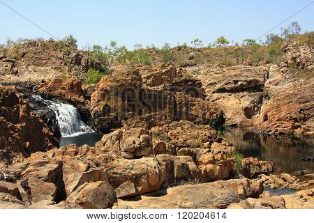 Edith Falls (Leliyn), Nitmiluk National Park