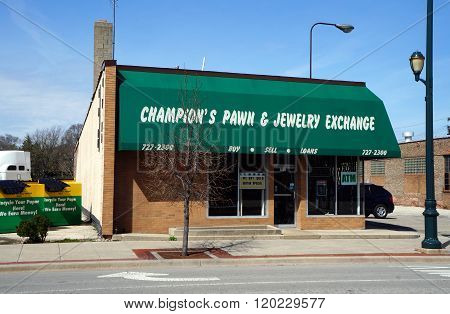 Champion's Pawn and Jewelry Exchange