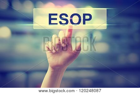 Esop - Employee Stock Ownership Plan Concept