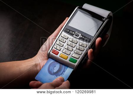 Pos And Credit Cards