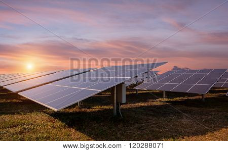 Photovoltaic Solar Energy Panels