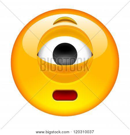 Cyclops Emoticon
