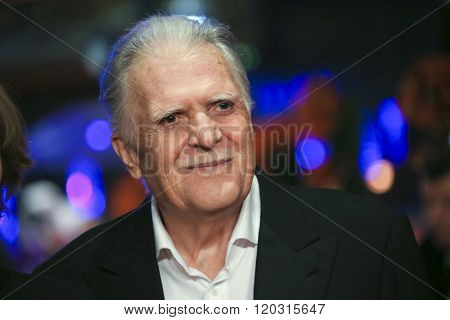 Michael Ballhaus attends the 'Hommage For Michael Ballhaus' during the 66th Berlinale International Film Festival Berlin at Berlinale Palace on February 18, 2016 in Berlin, Germany.