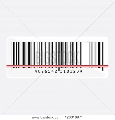 Barcode Scanning Vector