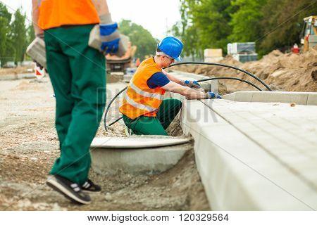 Road Worker Job