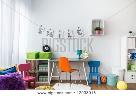 Designing A Child's Room Is Challenging