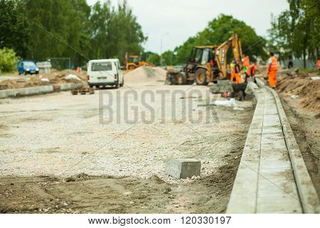 Building A New Road