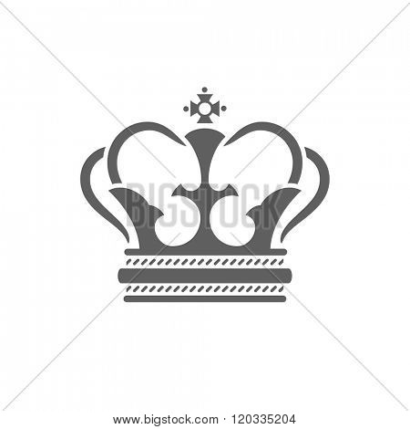 King Crown Logo Vector Photo Free Trial Bigstock