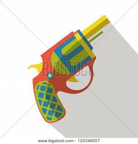 Revolver. Revolvers. Revolver icon. Revolver vector. Revolver isolated. Revolver flat. Revolver outline. Revolver black. Revolver gun. Revolver cylinder. Revolver silhouette. Revolver chamber.