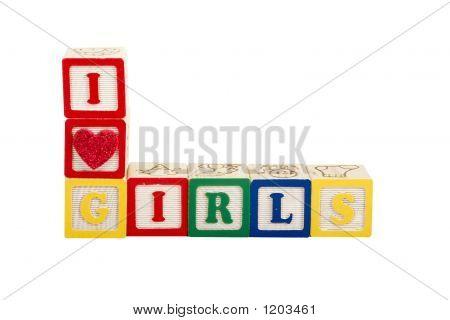 I Luv Girls