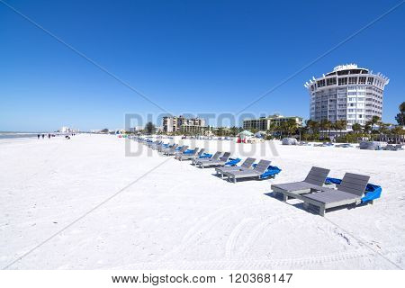 Beautiful St. Pete Beach, Florida