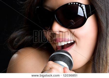 Asian Music Girl
