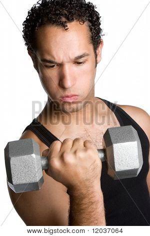 Weight Lifting Man