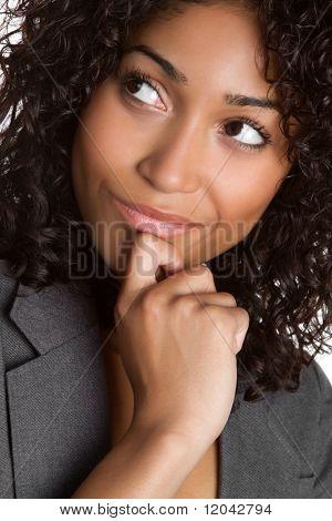 アフリカ系アメリカ人女性の思考