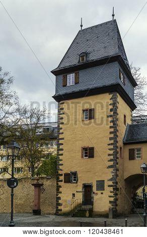 Cowherds Tower (kuhhirtenturm), Frankfurt Am Main
