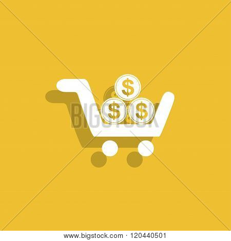 Pictograph Of Money