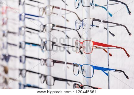 Modern Eyeglasses Rims