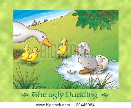 The ugly duckling 2 the birth