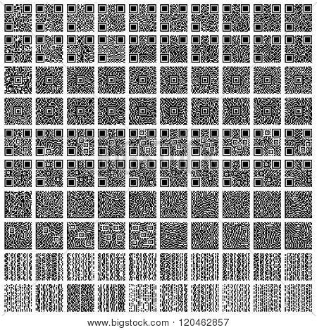 Qr Code Mega Collection Of One Hundred Qr Codes