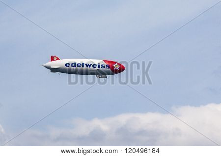 Airship Of Edelweiss