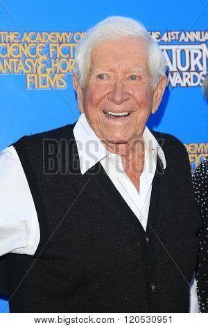 BURBANK - JUN 25: Bob Cobert at the 41st Annual Saturn Awards at The Castaway on June 25, 2015 in Burbank, California,