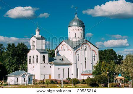 St. Alexander Nevsky Church in Gomel, Belarus.